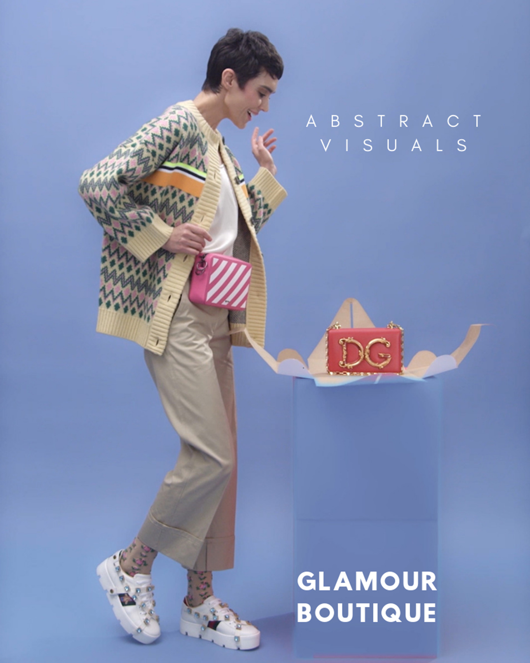 Glamour - BRIGHT Lookbook