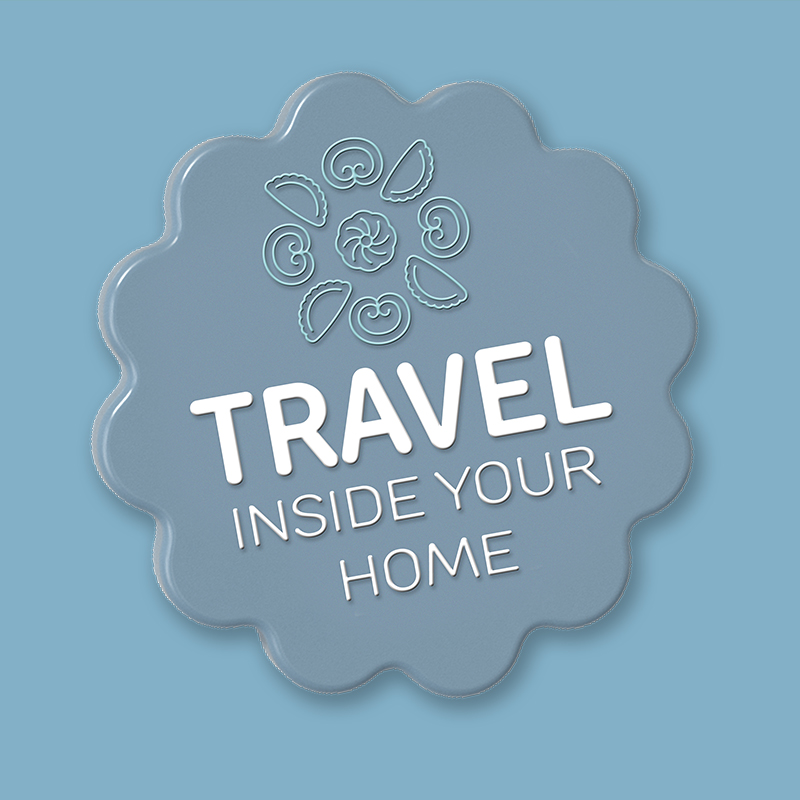 Travel inside your home